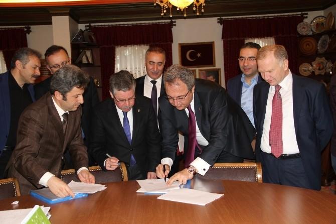 Kahveci Dağ Şehir Ormanı, 29 Yıllığına Nevşehir Belediyesi'nin