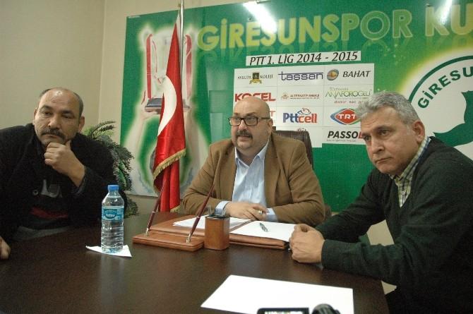 Giresunspor UEFA Lisansı Almaya Hazırlanıyor