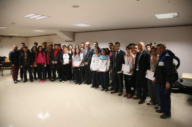 Rize'de İlk Ulusal Bocce Turnuvası Yapıldı