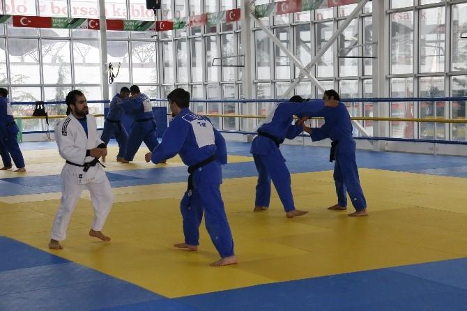 TOHM Judo Salonuna Ülkelerden Övgü