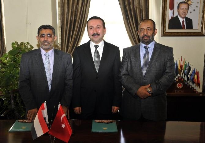 SÜ, Yemen İle İşbirliğinin Meyvelerini Almaya Başladı
