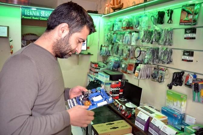 Siirt'te İkinci El Elektronik Ve Tamir Satışları Arttı