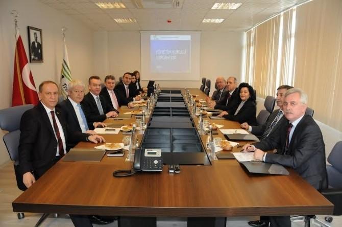 Trakyaka Mart Ayı Yönetim Kurulu Toplantısı Gerçekleştirildi