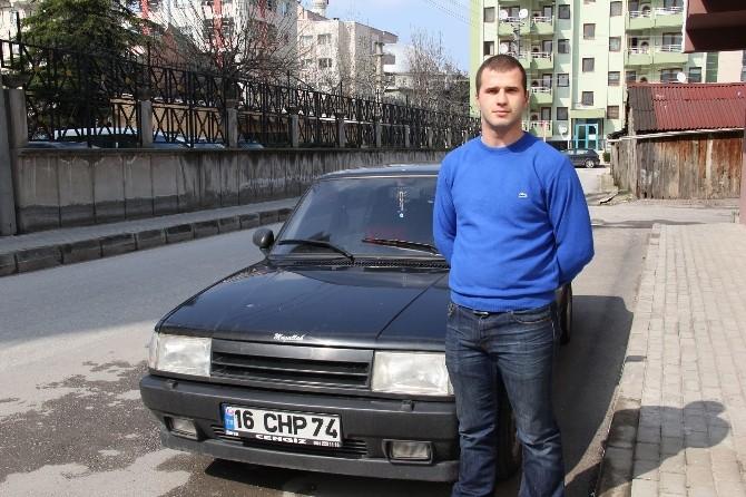 (Özel Haber) 22 Yaşındaki CHP Plakalı Aracını Satışa Çıkardı