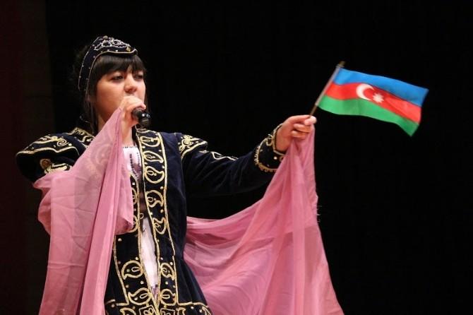 Amasya Üniversitesi'nde Renkli Eğlence