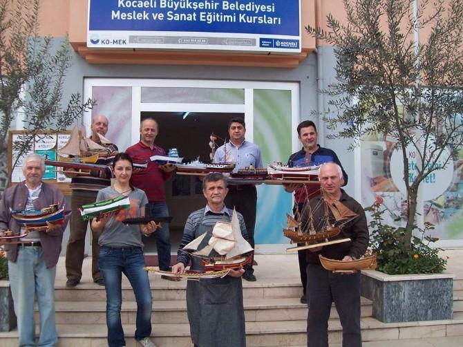 Türk Tarihine Damga Vuran Gemiler Sergilenecek