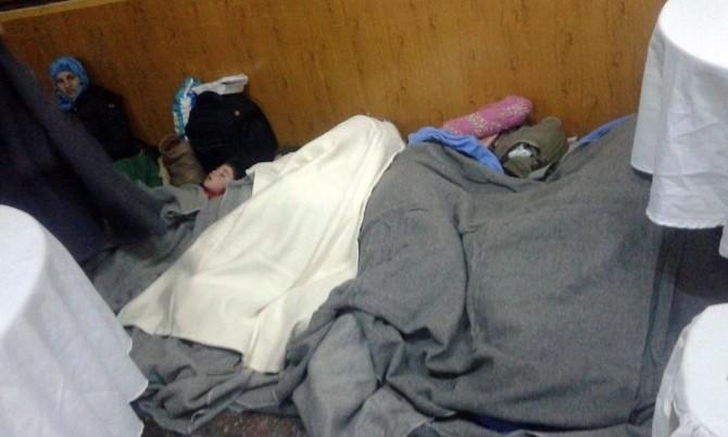 Urla'da Suriyeli 98 Sığınmacı Yakalandı