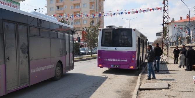 Erciş, Toplu Taşımada Rahat