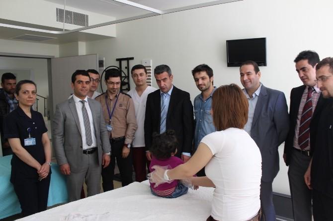 Viranşehir Devlet Hastanesi'nde Fizik Tedavi Servisi Açıldı?