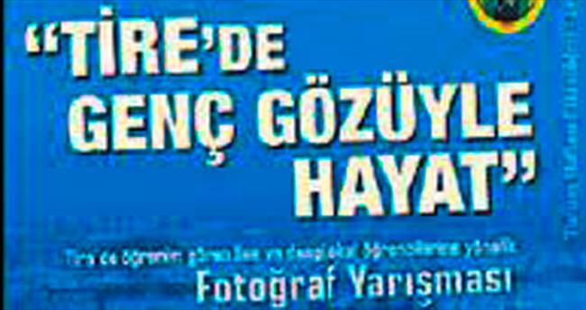 Tire'de fotoğraf yarışması