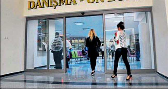 Banka şubesi değil Adana Adliyesi