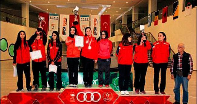 Mersin'de atıcılık heyecanı sona erdi