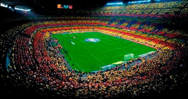 Mecburen Camp Nou!