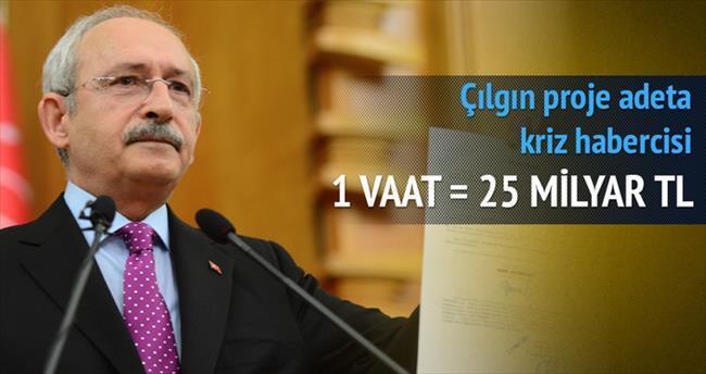 Kemal'in çılgın projesi!