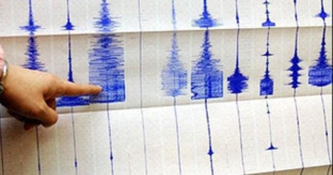 Kayseri'de korkutan deprem