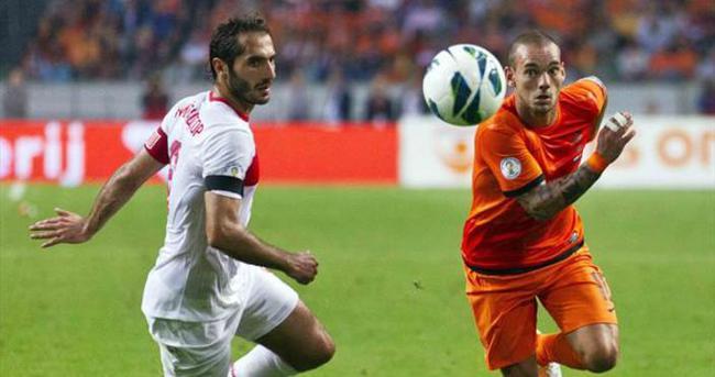 Hollanda - Türkiye maçı ne zaman hangi kanalda saat kaçta?