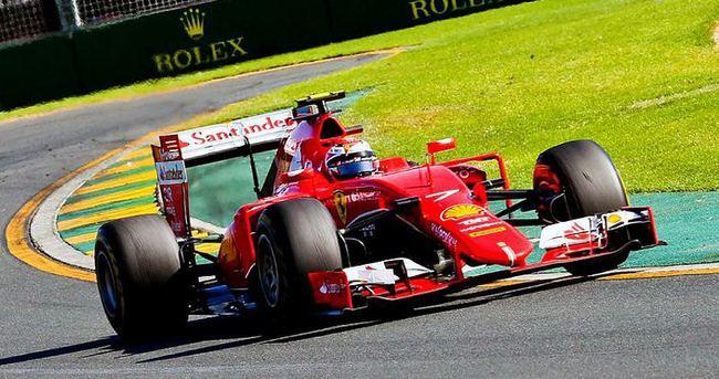 F1 2015 Malezya GP saat kaçta hangi kanalda?