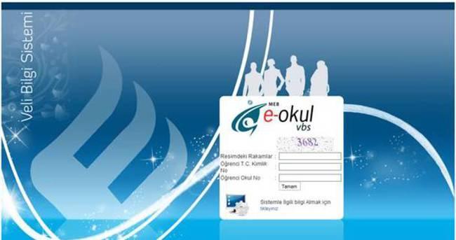 MEB E-Okul Veli Bilgilendirme Sistemi İle Sınav Notu Sorgulama