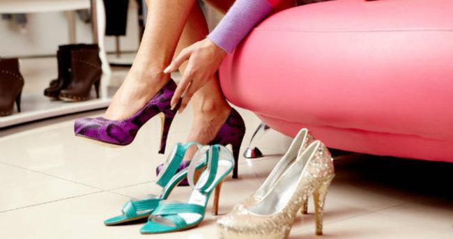 Ayakkabı seçerken dikkat!