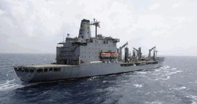 Savaş gemileri yola çıktı