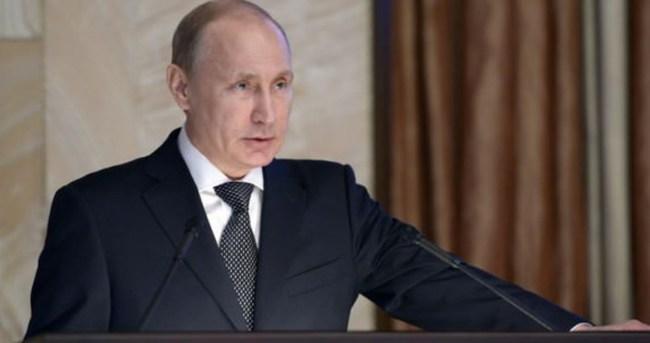 Putin'den sert mesaj: Gereken cevabı veririz