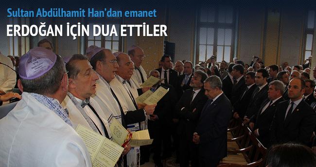 Edirne Sinagogu 46 yıl sonra yeniden ibadete açıldı