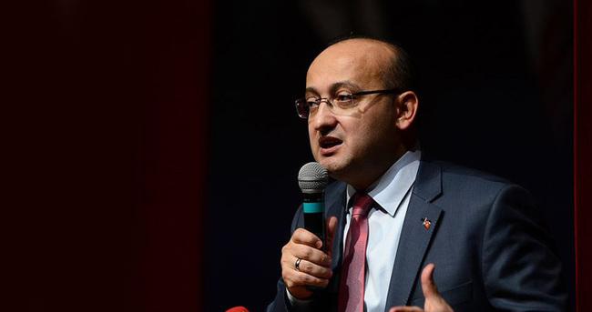 Çözüm süreci AK Parti'ye duyulan güvenin neticesidir