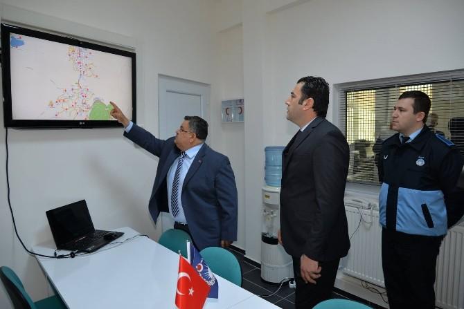 Bilecik Belediyesi Zabıta Müdürlüğü'nün Yeni Binası Hizmete Girdi