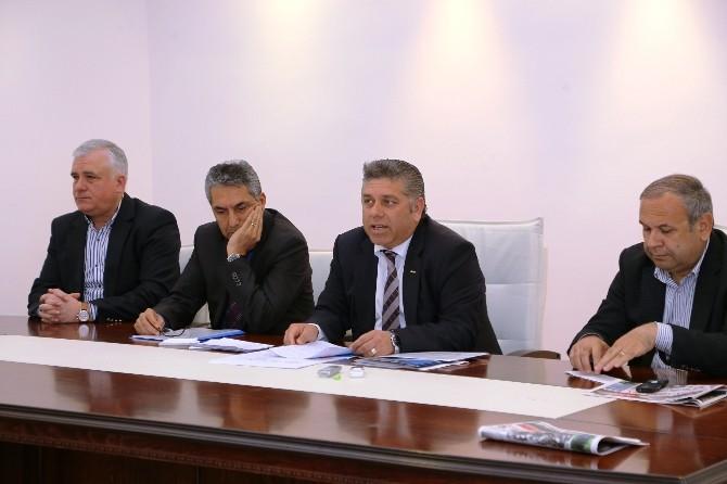 Bodrum Belediyesi Mart Ayı Basın Toplantısı