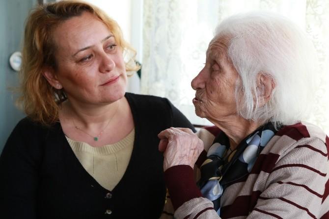 Bodrum Belediyesinden En Yaşlı Vatandaşlara Ziyaret