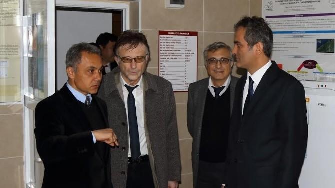 BEÜ'de Koruma Genetiği Laboratuvarı Açıldı