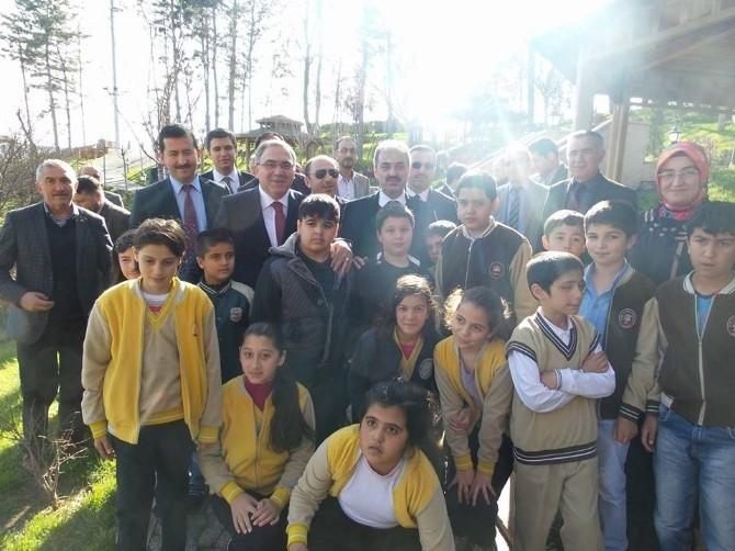 TOKİ Başkanı Turan Çankırı'da