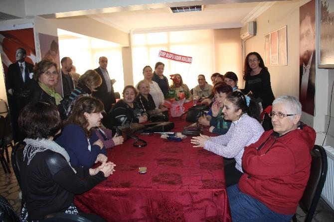 CHP'li Kadınlar Kdz. Ereğli'de Buluştu