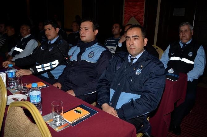 Çbb Üyesi Belediyelerin Zabıta Personeline Mevzuat Bilgilendirmesi