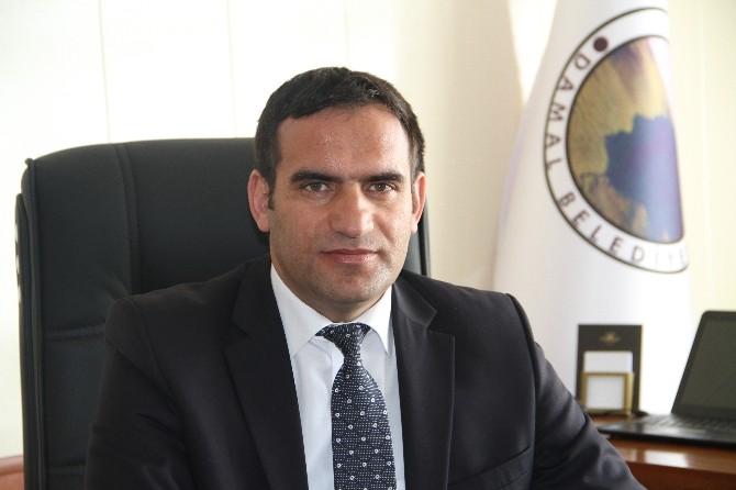 Damal Belediye Başkanı Önal, Altyapıya Yöneldi