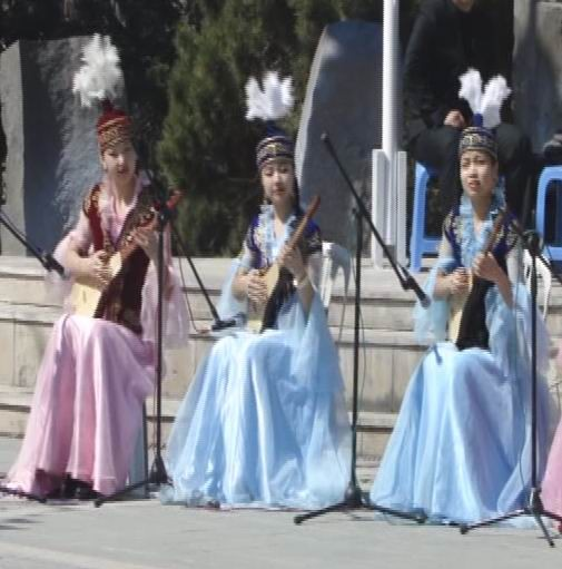 Develi'de Renkli Nevruz Kutlaması