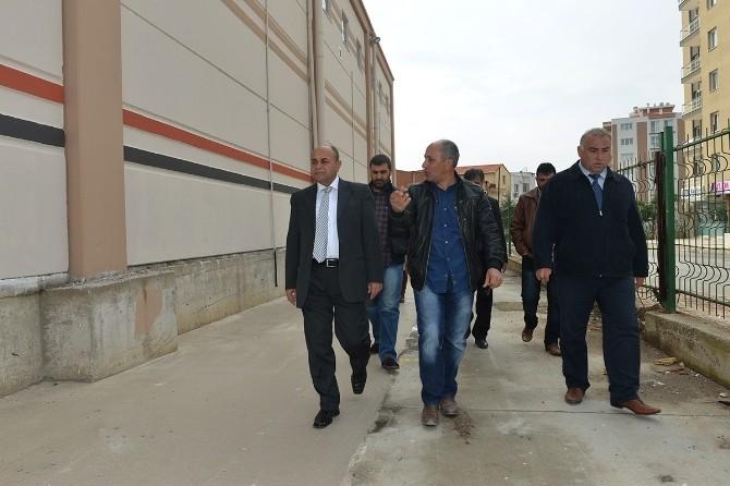 Çiğli Atatürk Kapalı Spor Salonu, Açılışa Gün Sayıyor