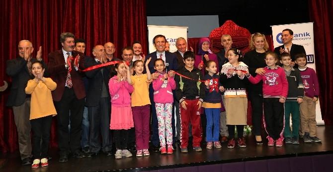 Canik'ten Tiyatro Okulu