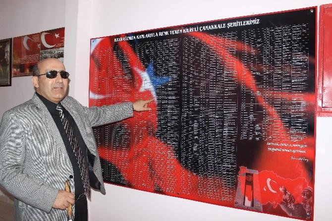 Çanakkale'de Şehit Olan 249 Kilisli Unutulmadı