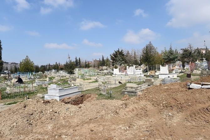 Malatya'da Mezar Nakilleri Başladı