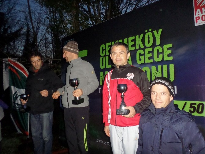 M. Kemalpaşı Atletlerin Çekmeköy Zaferi