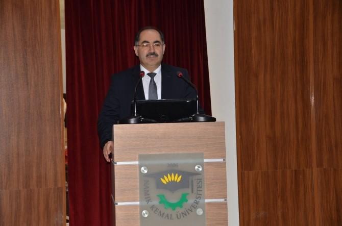 Namık Kemal Üniversitesi'nde 'Uluslararası Tekirdağ Tarihi Sempozyumu' Başladı