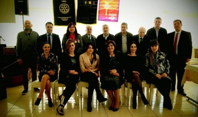 Rotary Kulübü Medical Park Yöneticisini Ağırladı