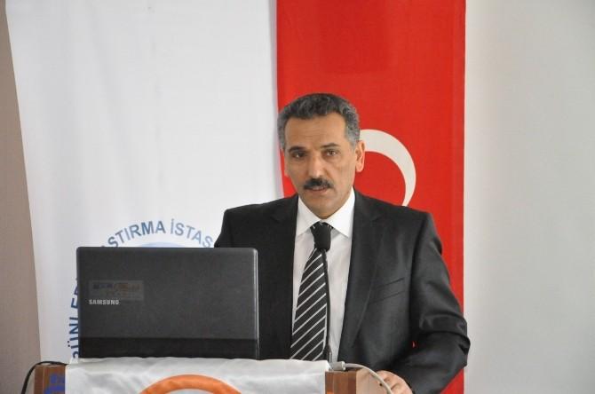 Tunceli'de Su Ürünleri Stratejik Planı Oluşturma Toplantısı