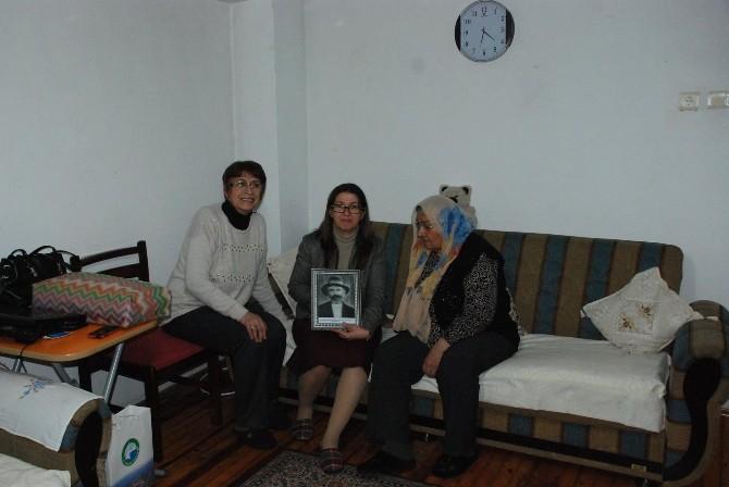 Vali Çetinkaya'dan Gazi Torununa Ziyaret