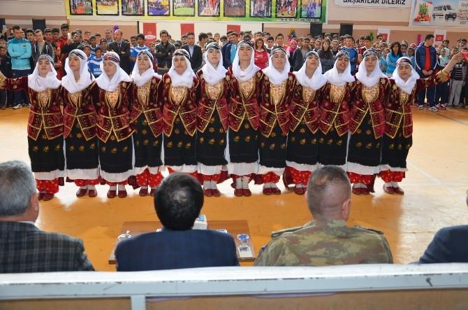 Viranşehir'de Ödül Töreni