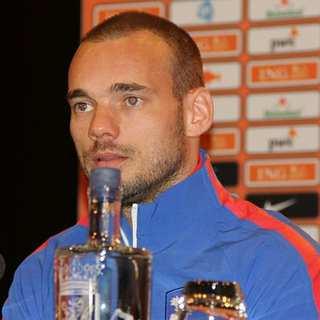 Sneijder: Türkiye'ye gol atarsam...
