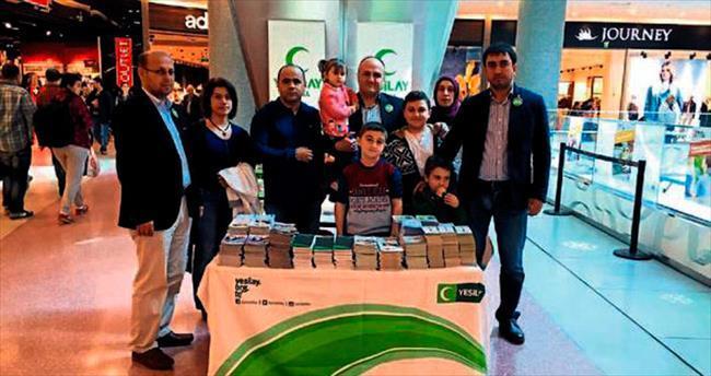 Yeşilay Adana'dan çocuklar için proje