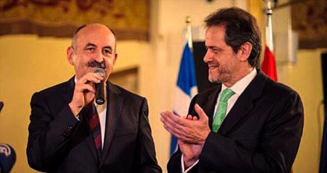 'Yaşasın Türk-Yunan dostluğu'