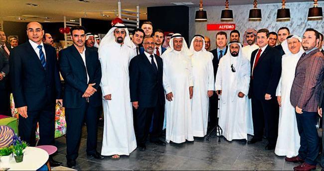 Kuveyt'te görkemli açılış